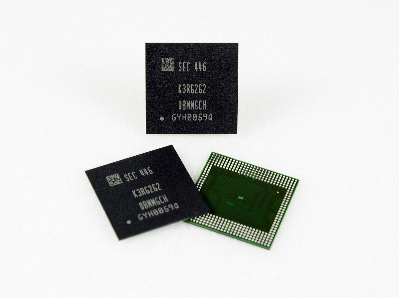 Samsungs 8-Gbit-LPDDR4