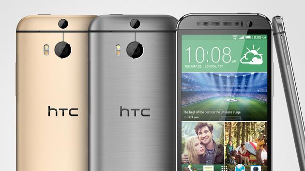 HTC One (M9): Das nächste Flaggschiff mit Android und Windows Phone