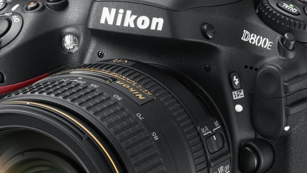 Nikon D800E: Gefälschte DSLRs auf Basis der D800 im Umlauf