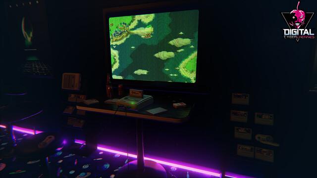 New Retro Arcade 2.0 (VR-Demo)