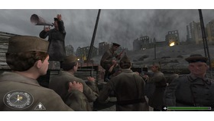 Ein Soldat bekommt die Waffe, der nächste die Munition (Duell – Enemy at the Gates)