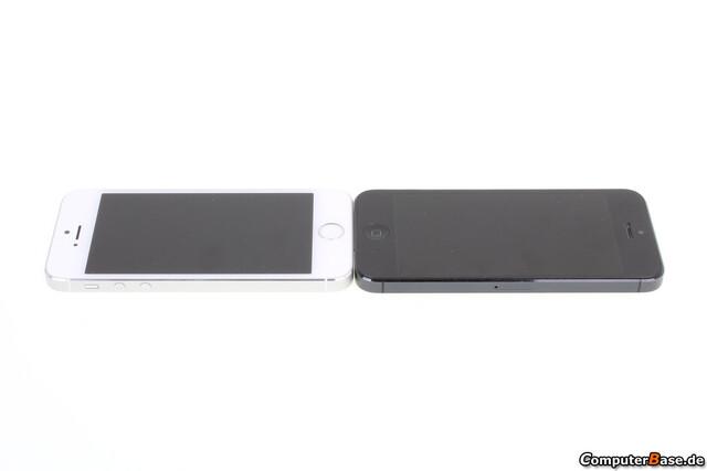 iPhone 5s als Vorlage für iPhone 6s mini