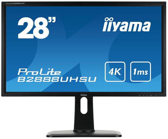 Beim iiyama B2888UHSU soll FreeSync nachrüstbar sein