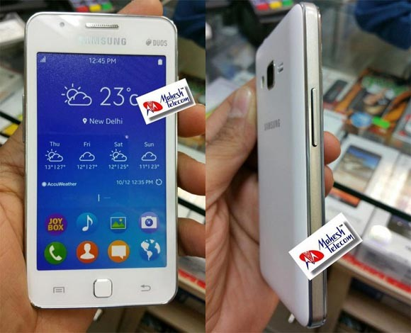 Samsung Tizen Z1 – mit Tizen OS