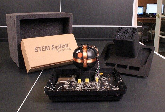 """""""STEM Base""""-Innenleben"""