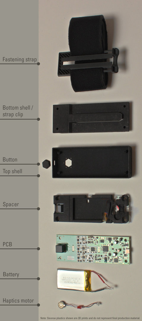"""STEM Pack""-Komponenten (Prototyp)"