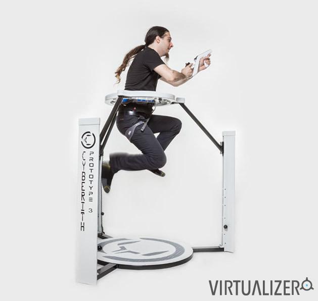 Cyberith Virtualizer (Prototyp 3)