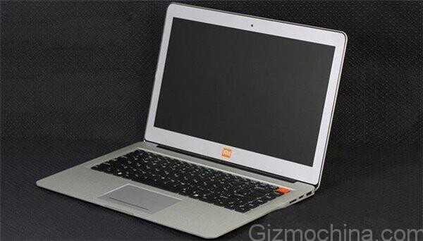 Xiaomi-Notebook – als Macbook-Air-Clon?