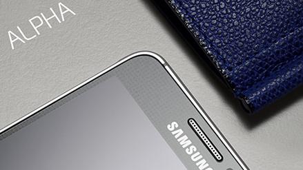 Samsung Galaxy: Alpha geht, A5, A7 und Grand Max kommen