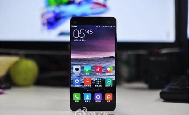 Mögliches Xiaomi Mi5 – jetzt auch in schwarz