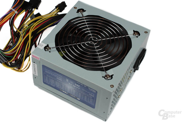 Linkworld Brilliant Power 500W ATX