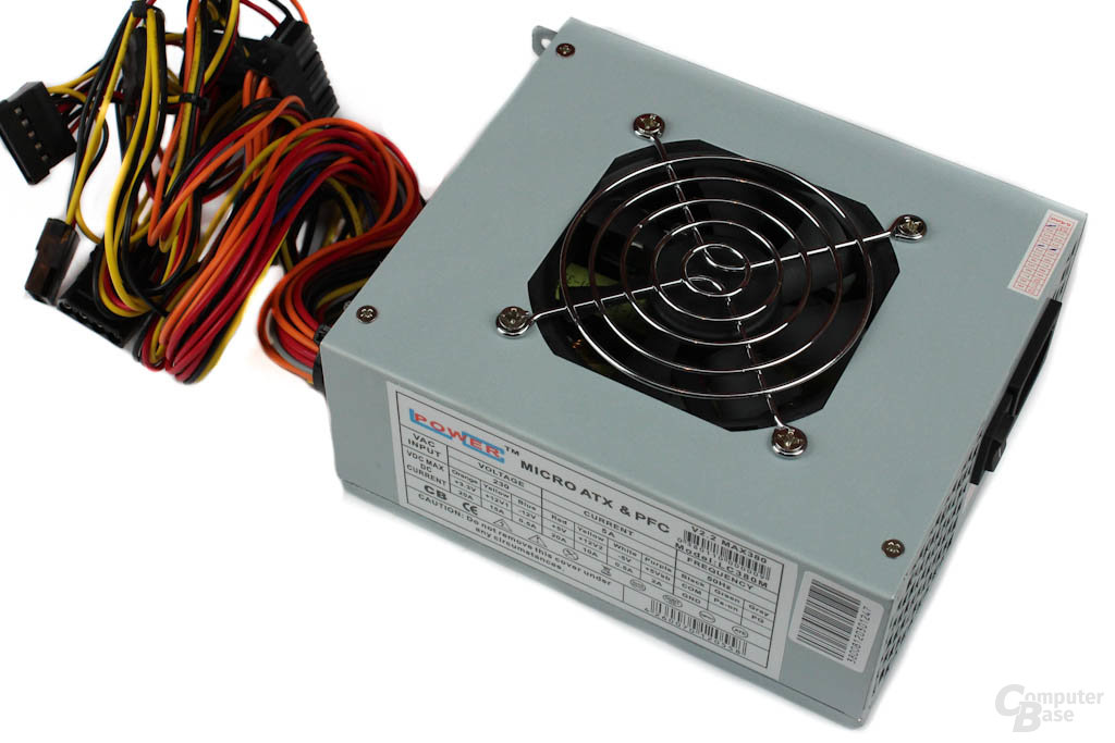 LC-Power LC380M