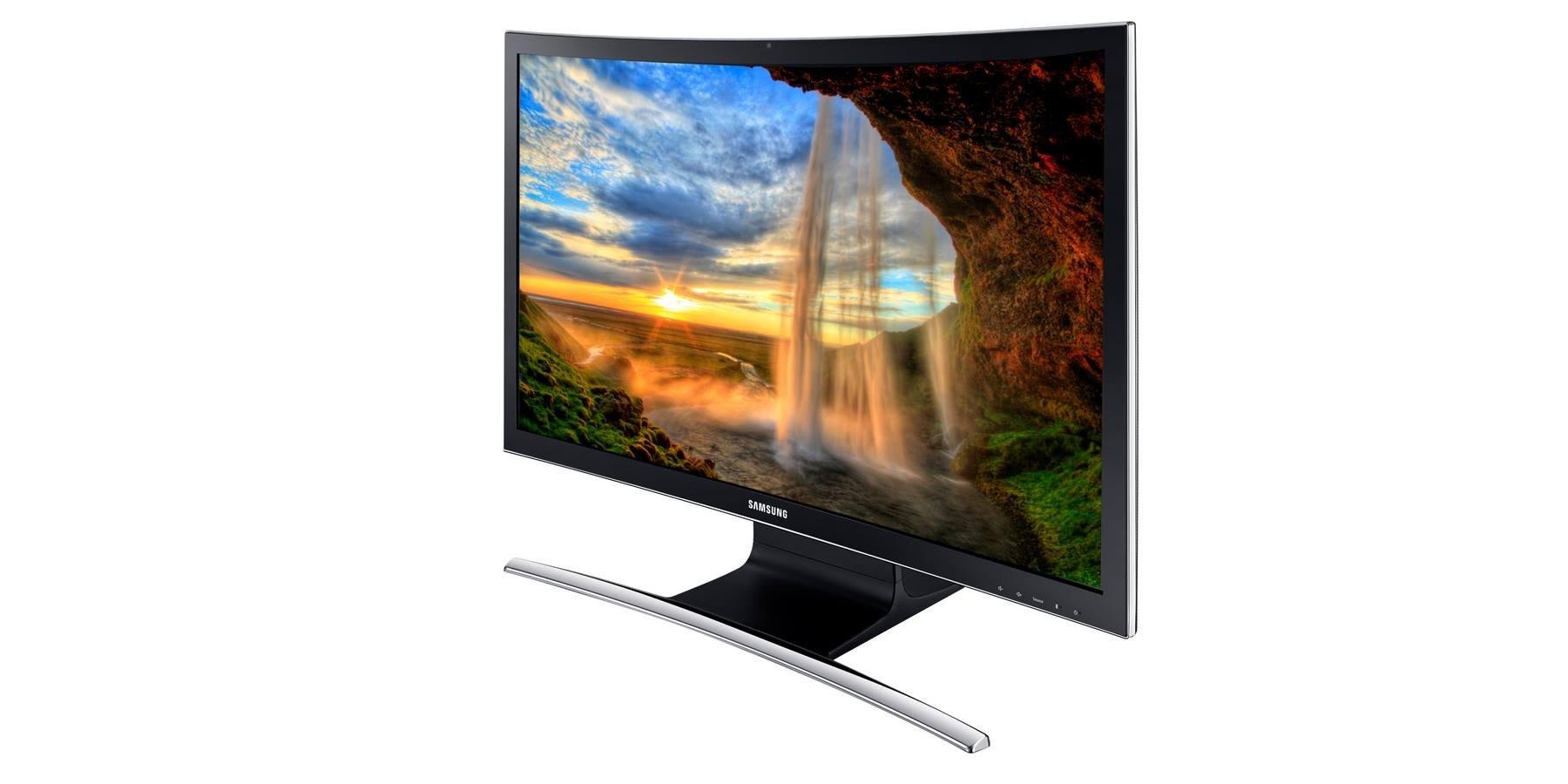 Samsung ATIV One 7 – All-in-One-PC mit gebogenem Bildschirm