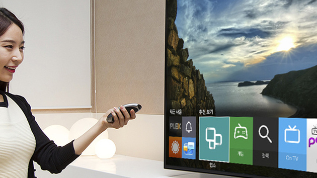 Smart TVs: Samsung setzt in Zukunft vollständig auf Tizen