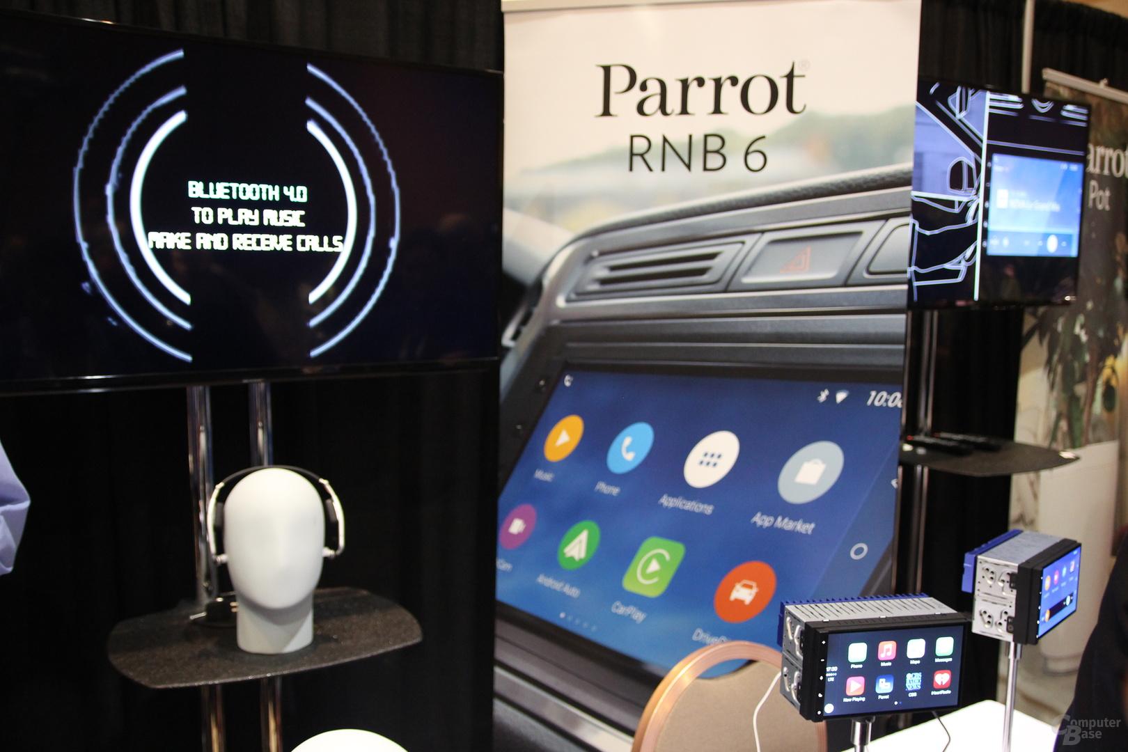 Parrot RNB 6