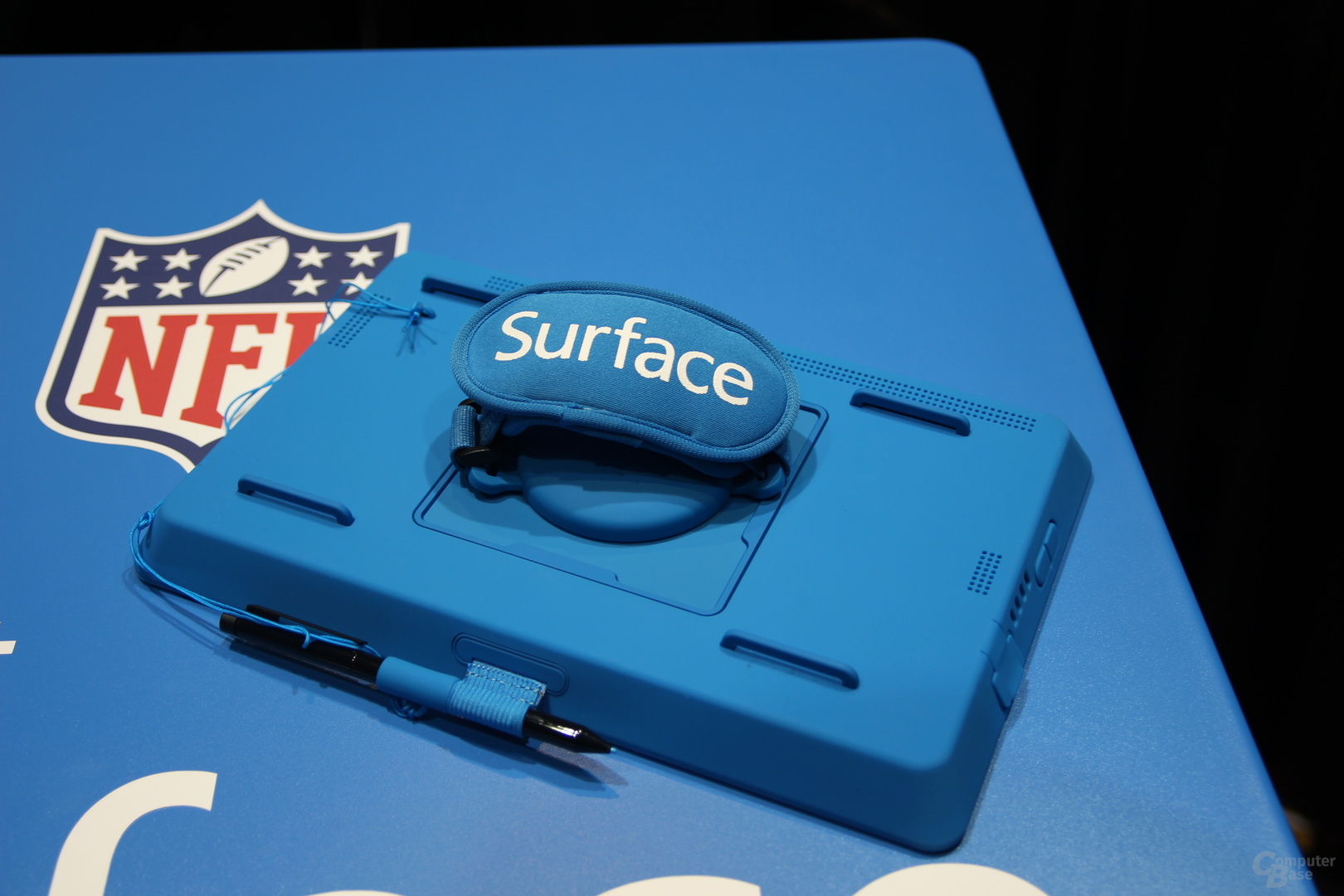 Microsoft Surface Pro 2 als NFL-Edition