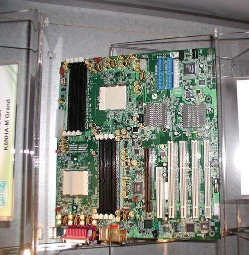 nForce 3 Pro 250 in doppelter Ausführung