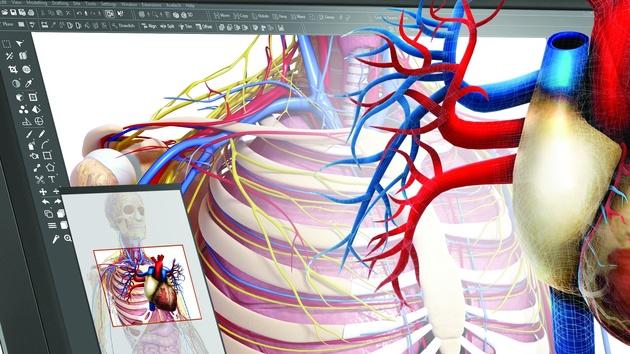 Monitore: HP setzt auf Virtual Reality, 5K und Curved