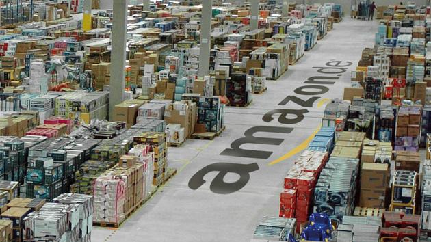 Amazon: Trotz Streik ein neuer Rekord im Weihnachtsgeschäft