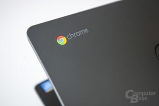Dell Chromebook mit 15-Zoll-Bildschirm – das Gehäuse