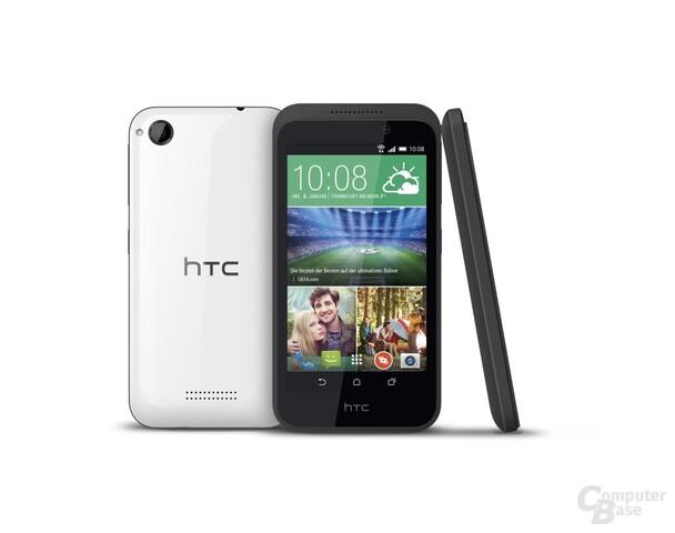 Das HTC Desire 320 löst das Desire 310 ab