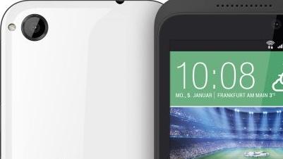 HTC Desire 320: Neuauflage mit mehr Speicher und altem Android