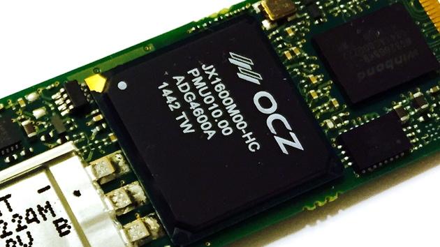 SSD: OCZ zeigt PCIe-Controller und kündigt Vector 180 an
