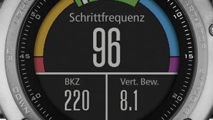 Garmin: Sportliche Wearables mit GPS-Funktionalität