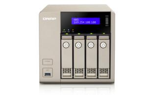 QNAP TVS-463 NAS