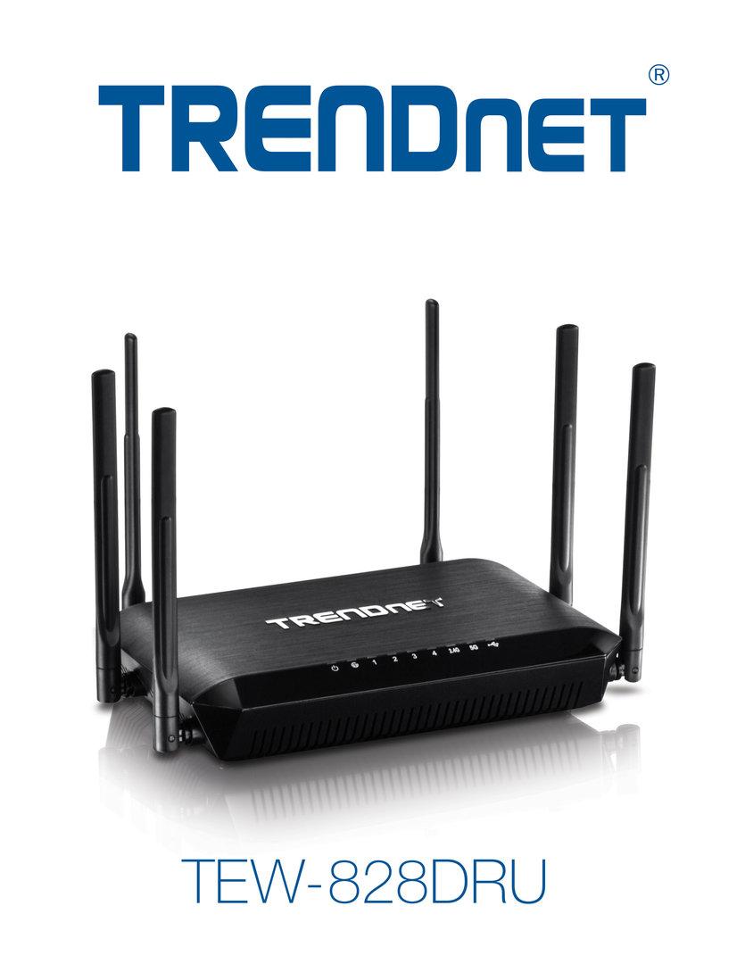 Trendnet TEW-828DRU