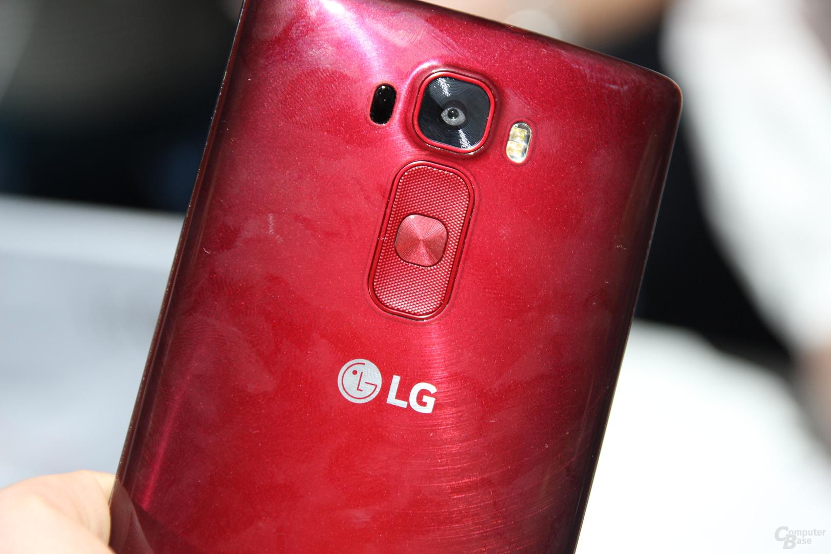 LG G Flex2 ausprobiert