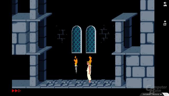 Prince of Persia (1989) ist direkt im Browser spielbar