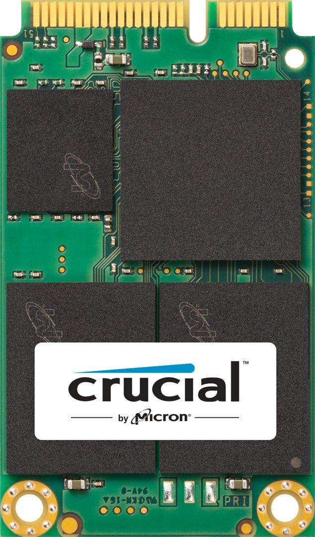 Crucial MX200 (mSATA)
