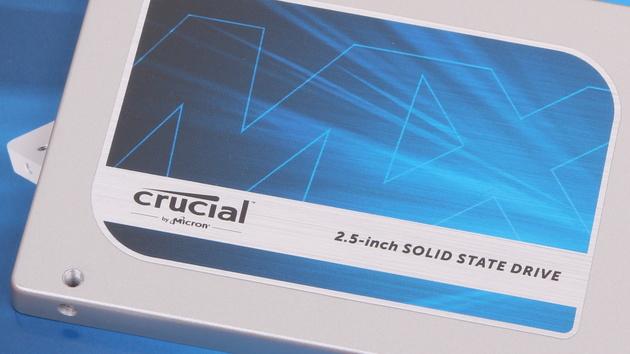 Crucial MX200: Neue SSD-Serie mit 320 TB TBW und SLC-Cache