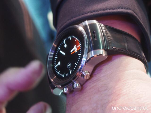 LG Smartwatch für Audi