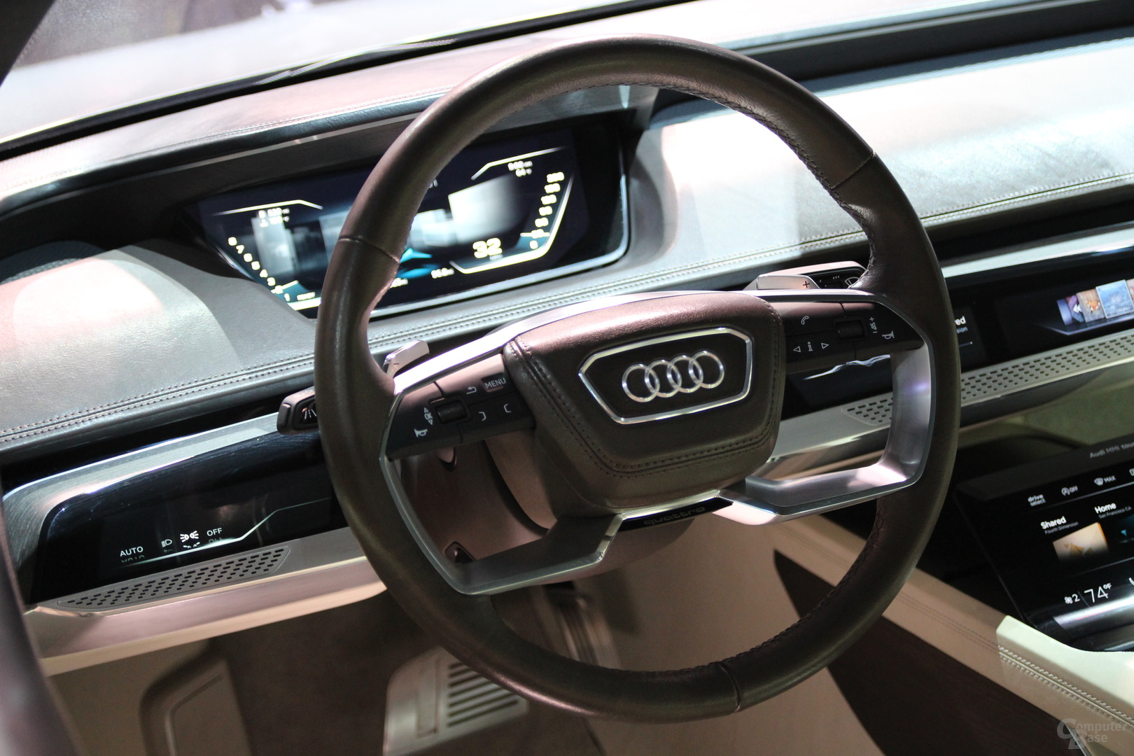 Audi Prologue Interieur