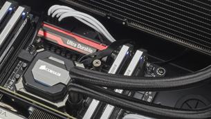 Corsair H110i GT: AiO-Wasserkühlung zum Steuern über Windows