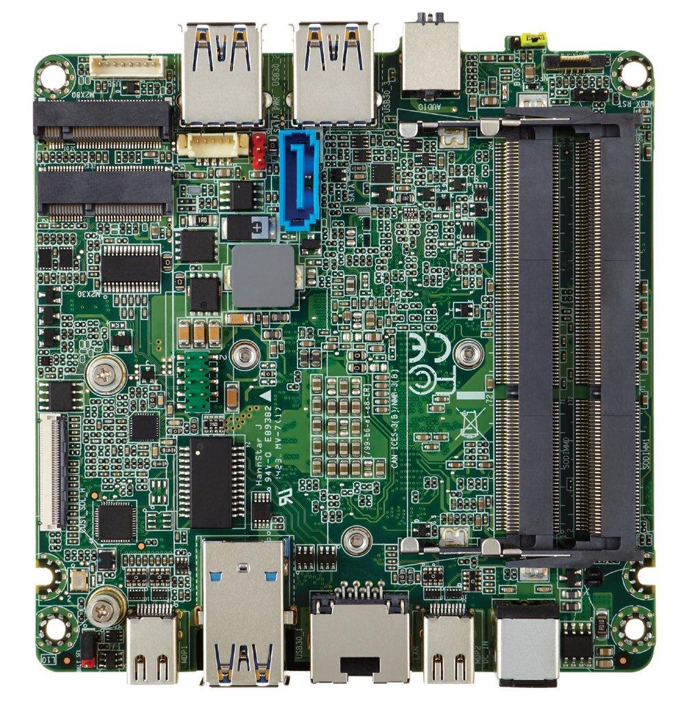 Intel NUC Board NUC5i5MYBE