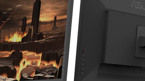 Asus MG279Q: IPS-Monitor mit 120 Hz und WQHD auf 27 Zoll