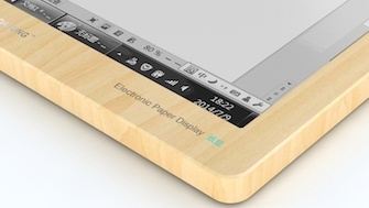 Dasung PaperLike: Monitor mit E-Ink auf 13,3 Zoll für Vielleser
