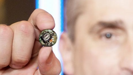 Intel Curie: Mini-PC im Cent-Format für Wearables und das Internet of Things