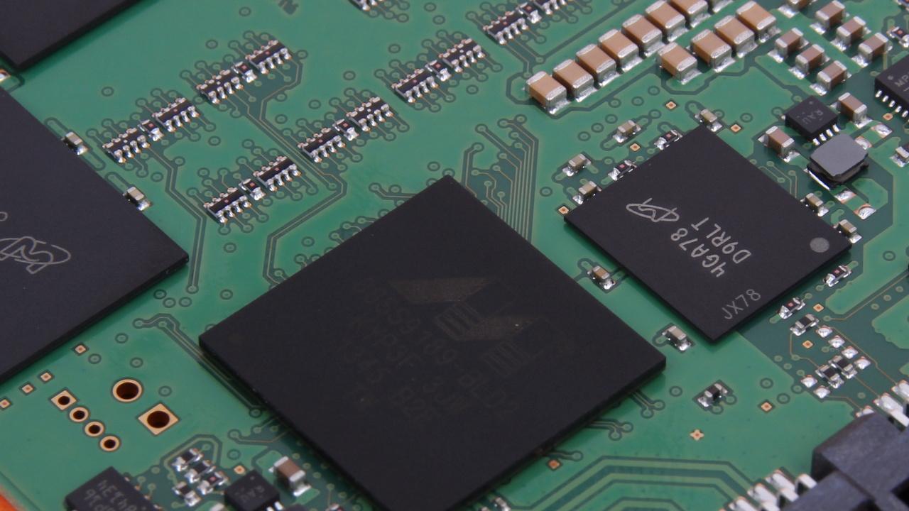 Marvell 88SS1093: NVMe-SSD-Controller erreicht 2,9 GB/s über PCIe 3.0