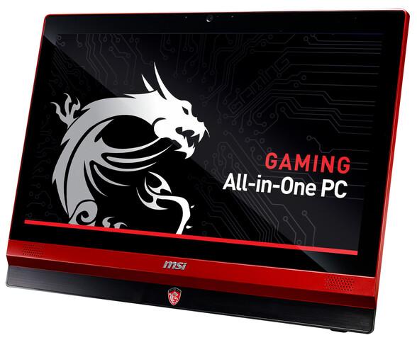 MSI AG240 – Komplett-PC für Spieler