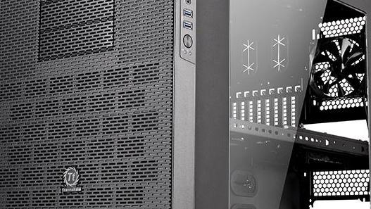Thermaltake Core X: Weitere Stapelgehäuse in Quaderform auf der CES 2015