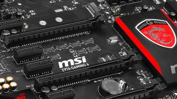 USB Typ C: MSI zeigt erste Mainboards mit neuem Stecker