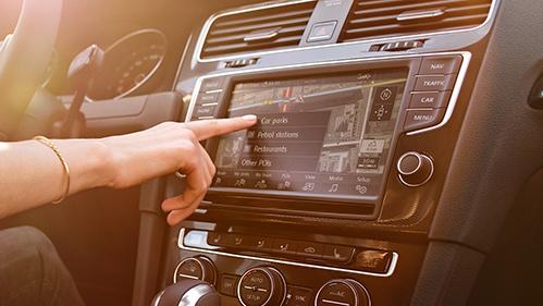 CarPlay und Android Auto: Neues Infotainment im VW e-Golf ausprobiert