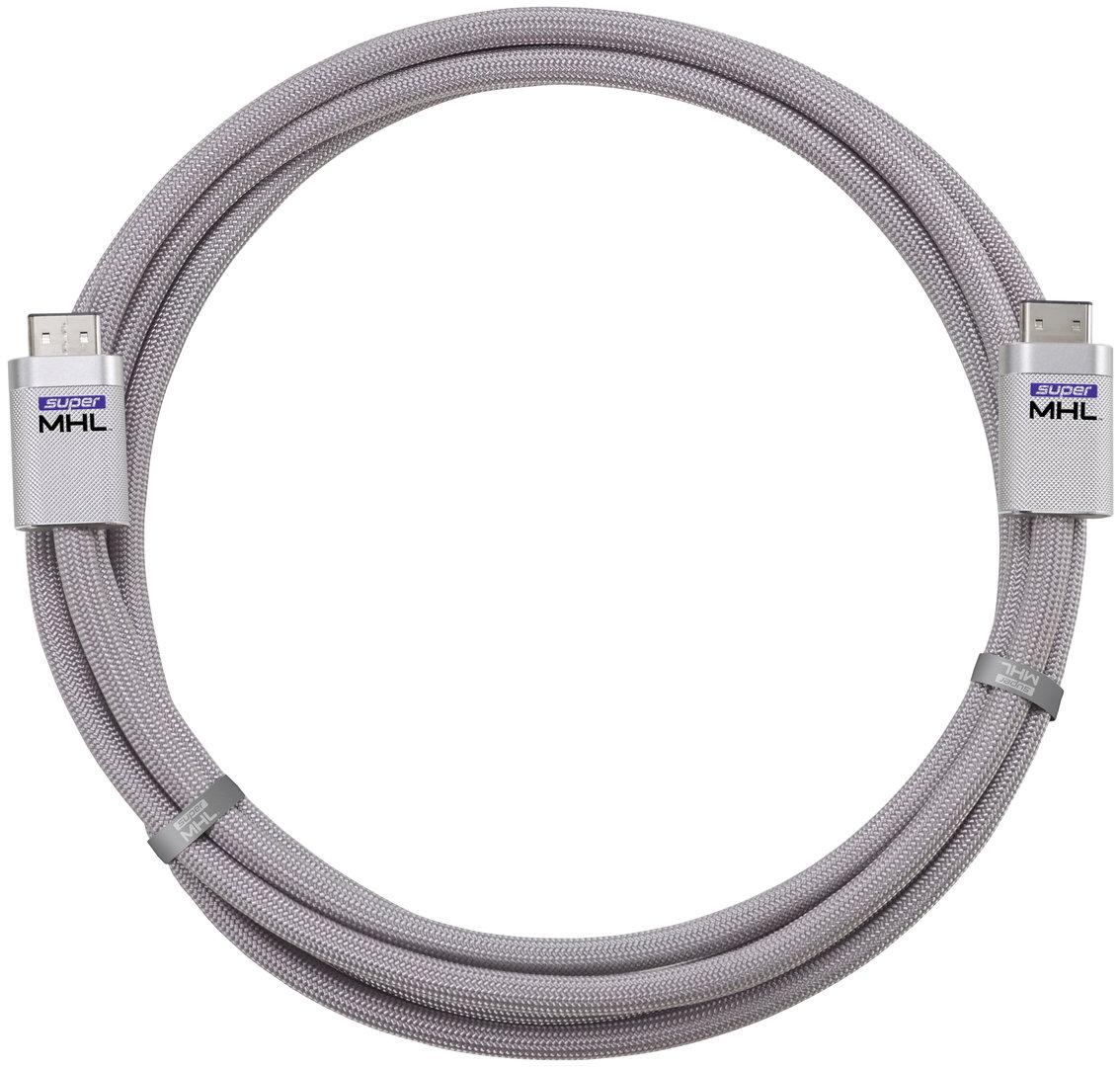 SuperMHL bringt neue Kabel und Stecker mit