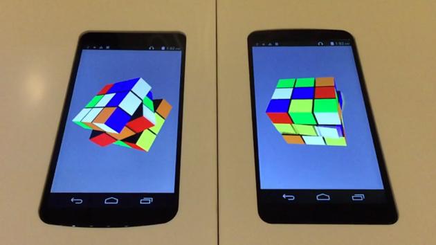 120-Hz-Display: MediaTeks Smartphone-Bildschirm ruckelt nicht
