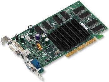 nVidia GeForce 4 MX 4000