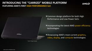 Carrizo als Mobile-Plattform
